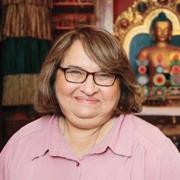 Sharon Salzberg - NY Times Best selling author & Meditation Instructor